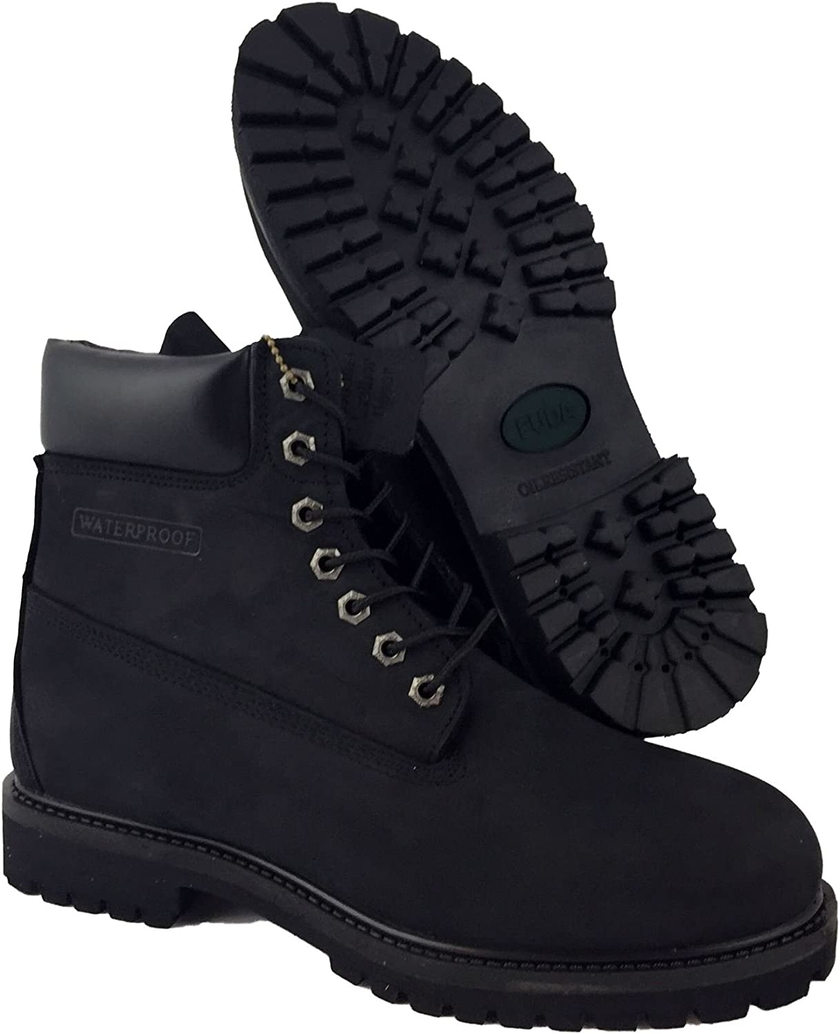 LABO Men's Genuine Leather Work Boot Limited time cheap Max 78% OFF sale Style by in 5 CITISHOESNYC