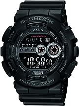 Casio Men's GD100-1BCR G-Shock X-Large Black Multi-Functional Digital Sport W…