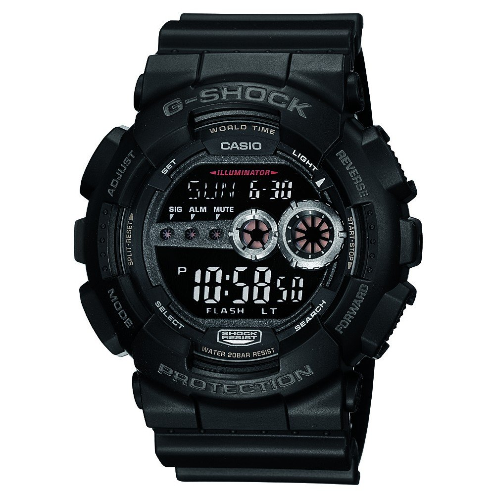 Casio GD100 1BCR G Shock X Large Multi Functional