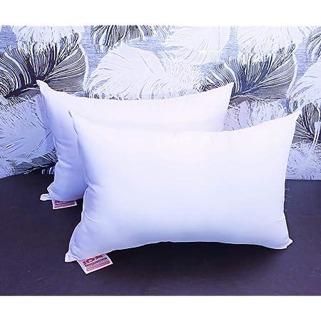 JDX Premium Hotel Quality Hollow Fiber Pillow Set of 2-16x24