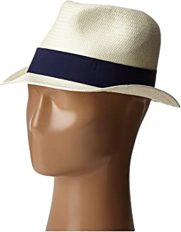 Michael Stars - Pop Band Short Brim Panama Hat
