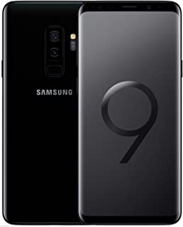 Samsung Galaxy S9+ SM-G9650 Single Sim 64GB and 6GB RAM 6.2