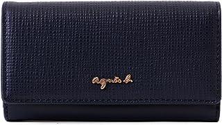 [名入れ可] (アニエスベー ボヤージュ) agnes b. VOYAGE レザー 6連 キーケース HW11-05 ショップバッグ付