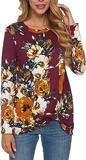 womens linen tunic tops