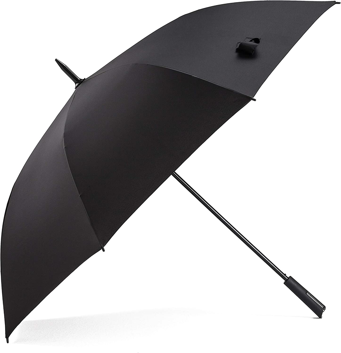 Umenice Customize golf Umbrella Nashville-Davidson Mall We OFFer at cheap prices UUG-30A01 Black for gift