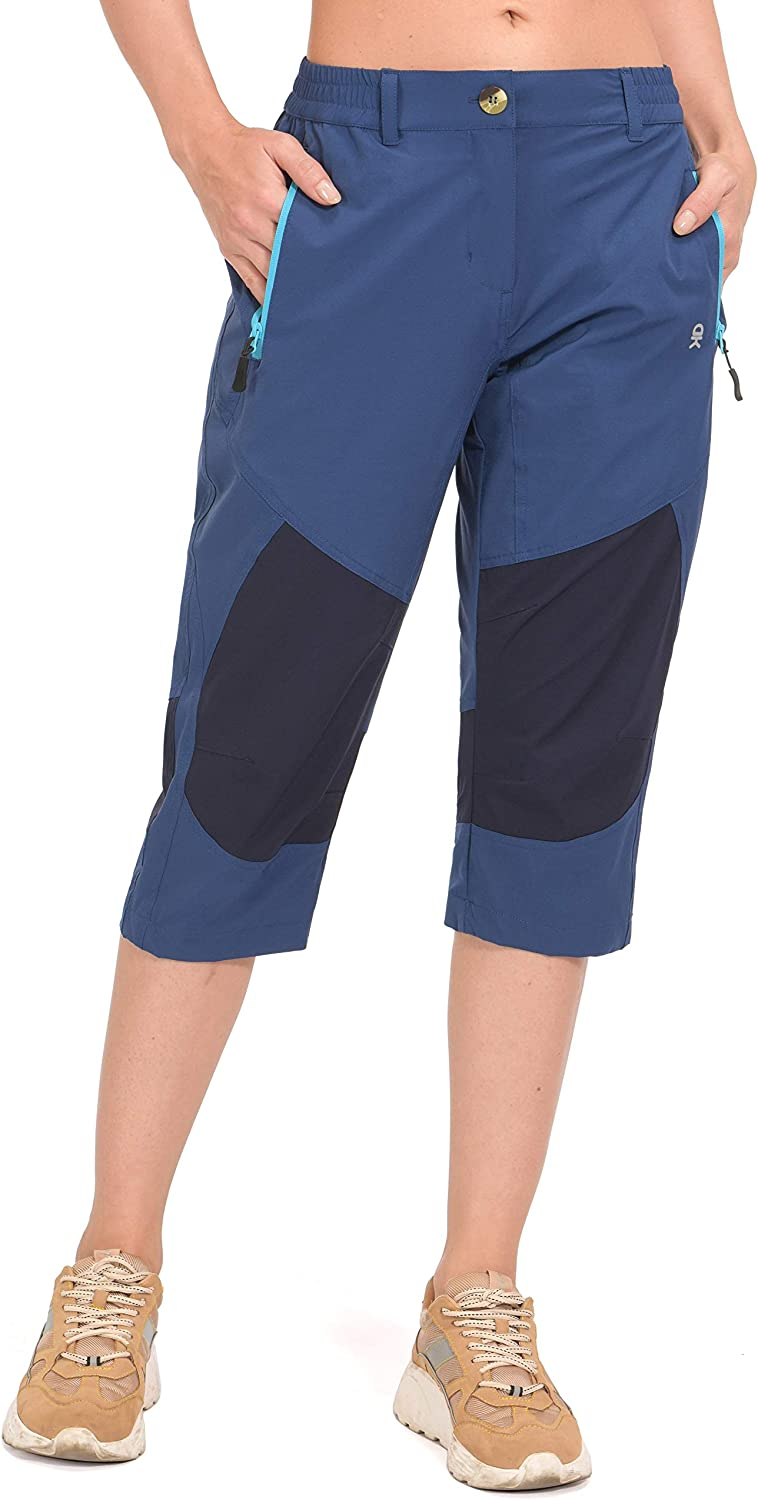 Little Donkey Andy Women's Max 69% Easy-to-use OFF Quick Dry Water Repellent 4 Pants 3 C
