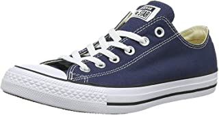 Converse Leather All Star, Chaussures à Lacets Mixte
