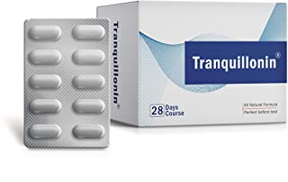 Tranquillonin Natural Sleep Aid Alternative for Adults in