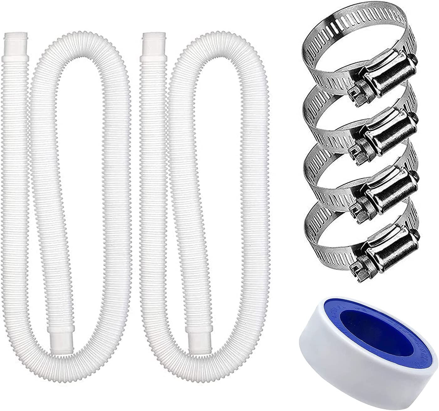RYDCOT Swimming Pool Replacement Max 44% OFF Hose for Tucson Mall Abov