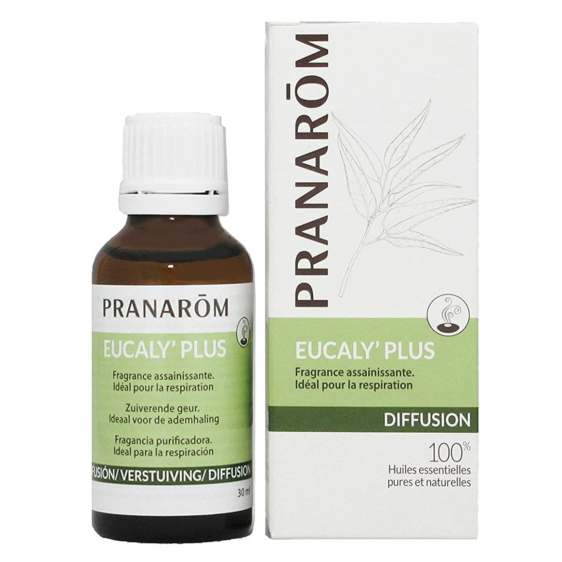 ピンチ神経衰弱訴えるプラナロム ルームコロン/胸一杯のフレッシュエア ユーカリプラス?30ml