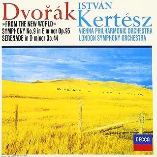 ドヴォルザーク:交響曲第9番《新世界より》 他