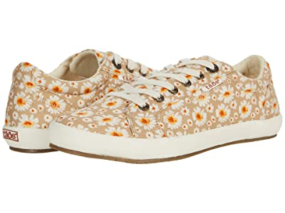 Taos Footwear Star (Tan Daisy) Women