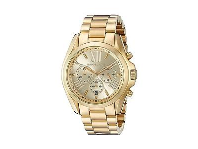 Michael Kors MK5605 Bradshaw Chronograph (Gold) Watches