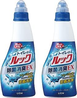 【まとめ買い】トイレのルック 除菌消臭EX 本体 450ml×2個パック