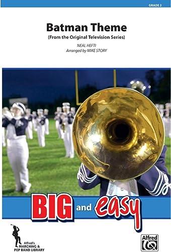 muy popular Alfrojo Publishing 00-24898 Batman Theme - - - De la serie de TV - Music Book  edición limitada en caliente