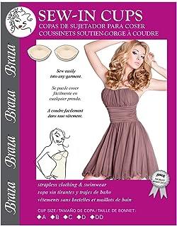 Braza Sew In Bra Cups - Size C