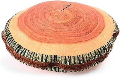 """Small Foot """"Tronc d'arbre Couverture Douce, Marron"""