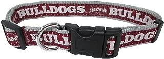 mississippi state university dog collar