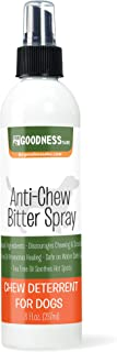 OmegaPet Bitter Apple Spray for Dogs - No Chew Spray for Dogs to Stop Chewing Furniture - Anti Chew Spray for Biting