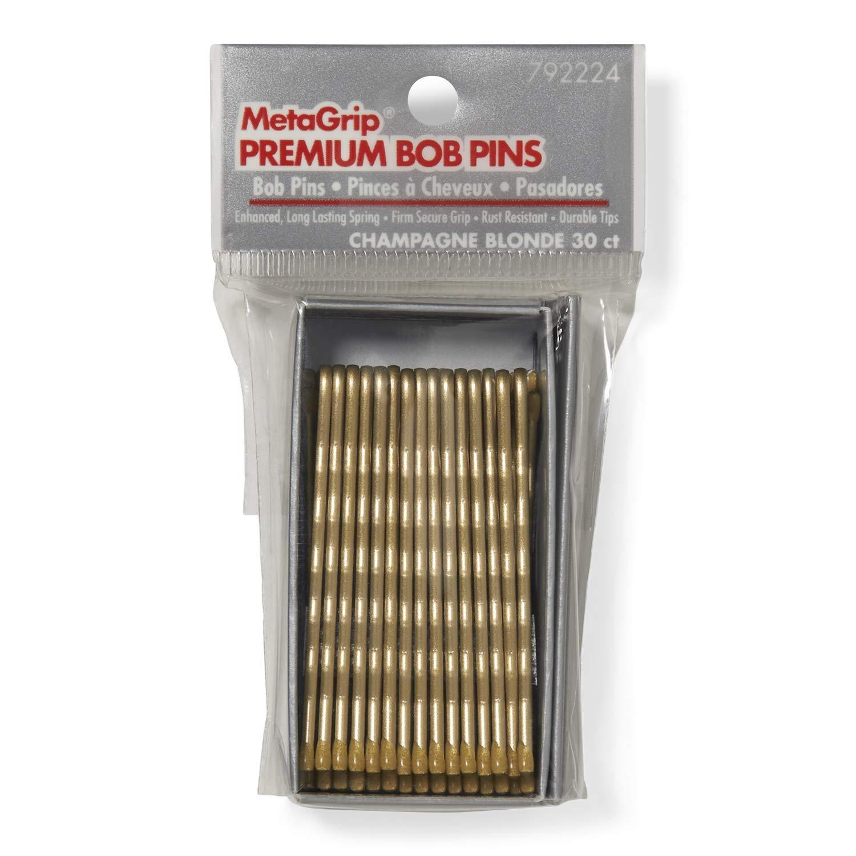 MetaGrip Gold Premium Bob Pins