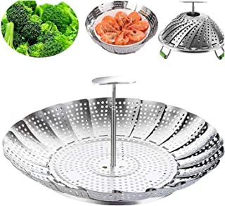 red vegetable steamer