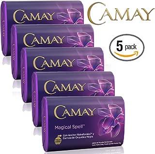 Camay Magical Spell Bar Soap  5 Bars x 150g