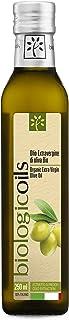 biologicoilsイタリア産有機エキストラヴァージンオリーブオイル 250ml コールドプレス(低温圧搾)製法