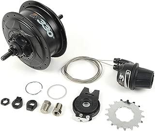 Fallbrook Technologies NuVinci N330 CVP Internal Gear Bicycle Rear Hub Black 32h Disc Brake // New C3