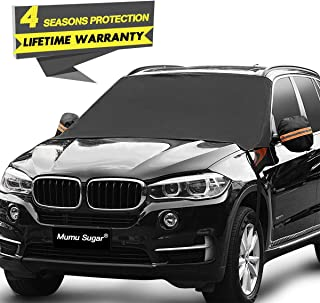 2019 Upgrade Version Car Windshield Snow Cover, Extra Large 87
