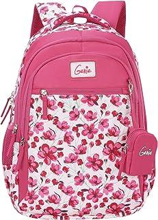 5568d31ef Pink School Bags: Buy Pink School Bags online at best prices in ...