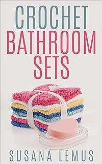 Best crochet bathroom set Reviews
