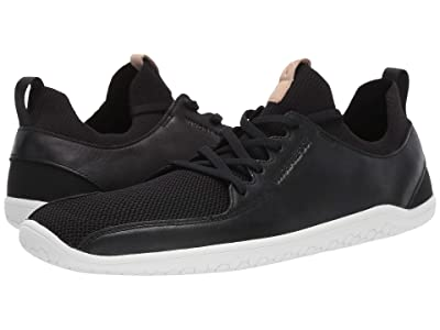 Vivobarefoot Primus Knit Leather (Black) Men