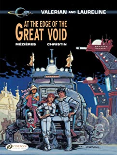 At the Edge of the Great Void (Valerian & Laureline)