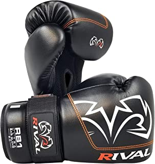 RIVAL Boxing RB1 2.0 Ultra Hook and Loop Bag Gloves