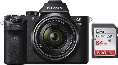Best sony alpha a7 ii mirrorless digital camera Reviews