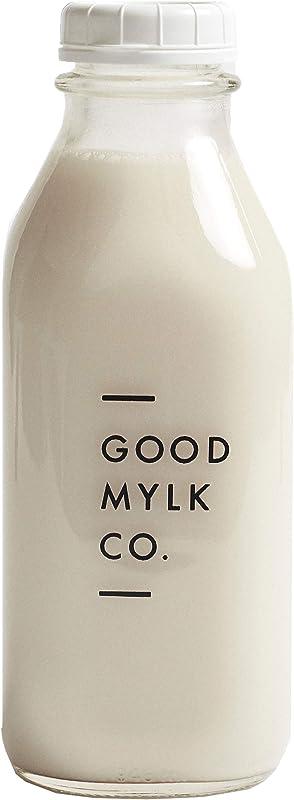 Glass Quart Bottle Goodmylk Co Perfect For Making Goodmylk Co Plant Milk Concentrates Almond Milk Hemp Milk 32 Oz