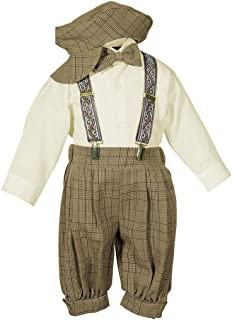Best baby boy newsboy outfit Reviews