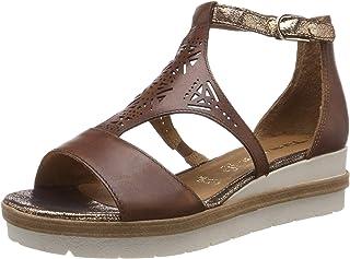 5ae84d216b31ed Amazon.fr : Tamaris - Sandales / Chaussures femme : Chaussures et Sacs