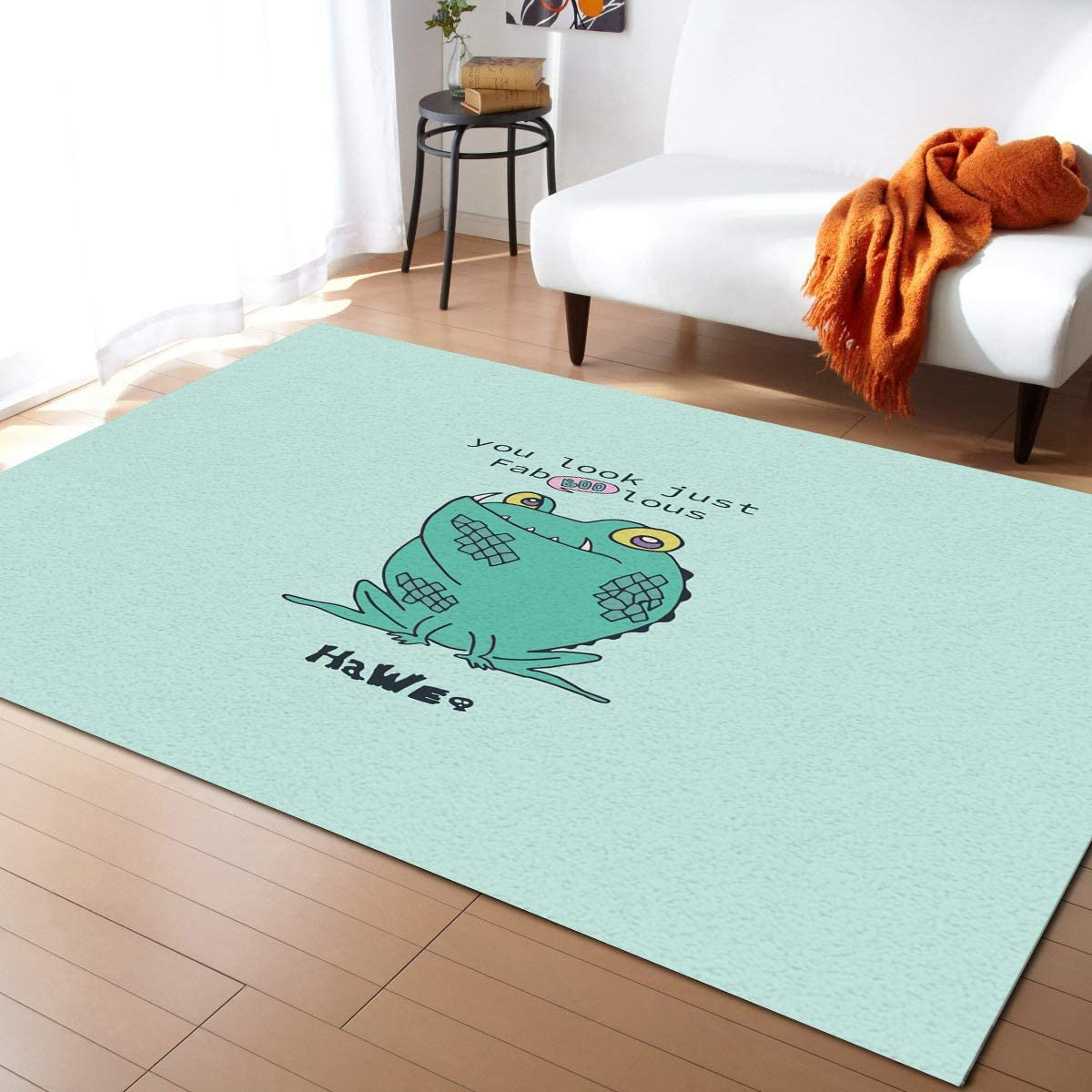 Contemporary Area Rugs for New popularity Bedroom 4'x6' Room Living Kids - Online limited product
