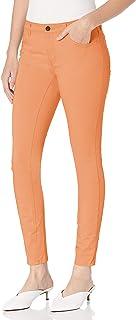 Dickies Women's Perfect Shape Twill Skinny 4 Pocket Pant