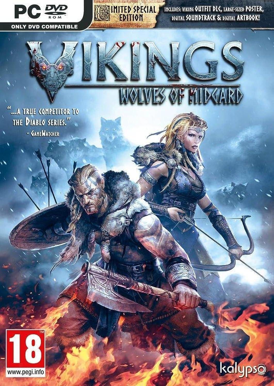 Vikings  Wolves of Midgard   PC