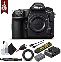 Nikon D850 Digital SLR Camera Body Only Starter Set with Extended Warranty (International Model)