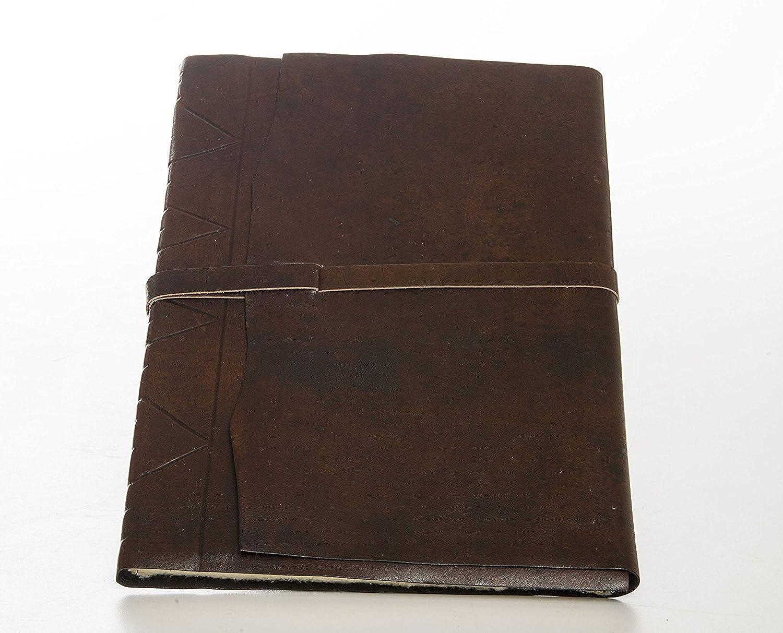Masters Buchhandlungen eugubini – Tagebuch starr, Schlaufe Schlaufe Schlaufe aus Leder von Kalbsleder von Hand, Abmessungen  24 x 17 cm B075JJS37Z | 2019  f355dc