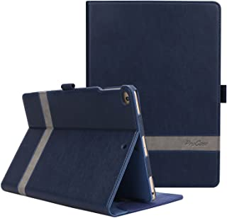 ProCase iPad 9.7 2018/2017, iPad Air 2, iPad Air Case - Leather Stand Folio Cover Case with Multi-Angle Viewing for Apple ...