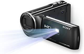 Sony HDR-PJ230/B High Definition Handycam Camcorder with 2.7-Inch LCD (Black) (Discontinued by Manufacturer)