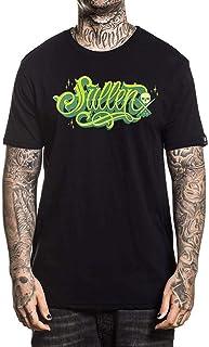 Sullen Men's Limescript Short Sleeve T Shirt