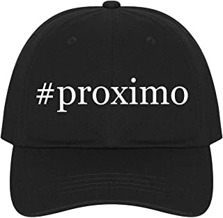 The Town Butler #Proximo - A Nice Comfortable Adjustable Hashtag Dad Hat Cap