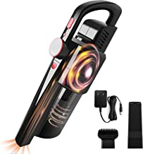 Handheld Vacuum Cleaner, VACPOWER Cordless Handheld Vacuum Powered by Li-ion Battery Rechargeable, Mini & Portable Vacuum ...
