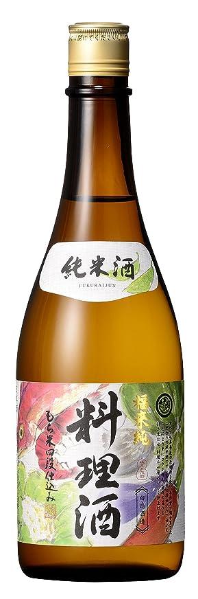 避けられないトランザクションラベ白扇酒造 福来純 純米料理酒 720ml