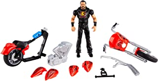 WWE Wrekkin Slam Cycle Vehicle with Drew McIntyre Basic Action Figure GYX60